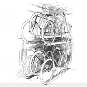 Bicycles as Baggage