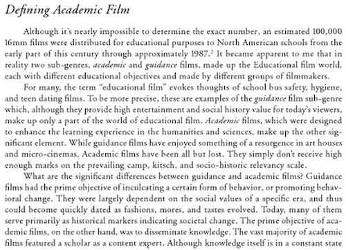 DefiningAcademicFilms