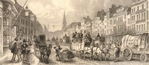 A History of Sharing the Road