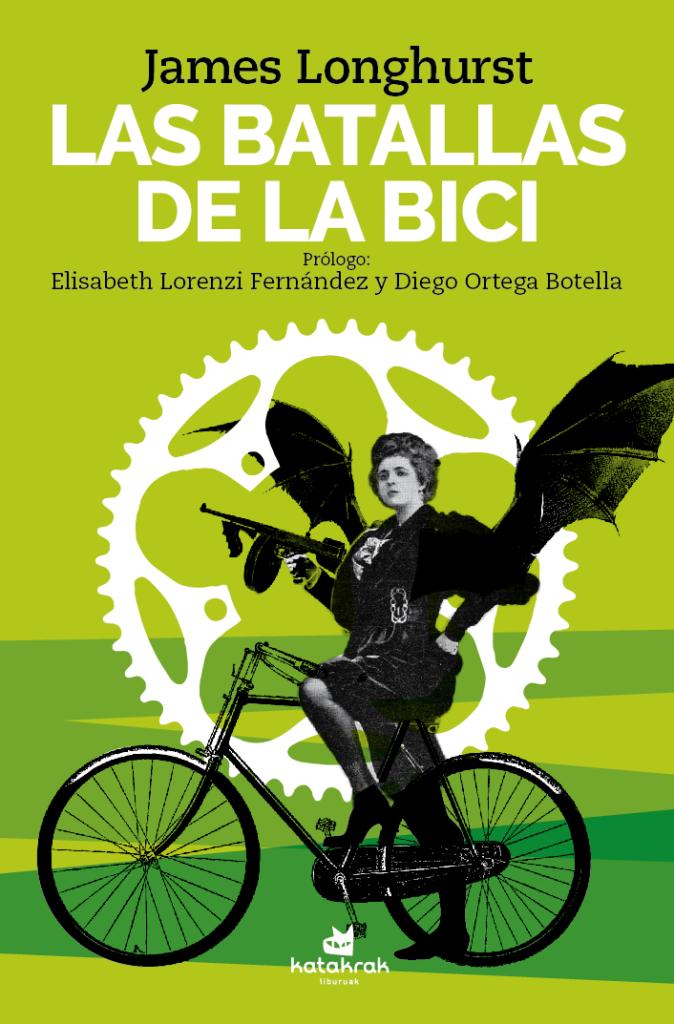 Cover of Las Batallas de la Bici, 2019