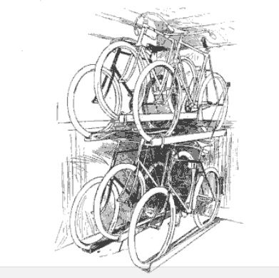Bicycles as Baggage