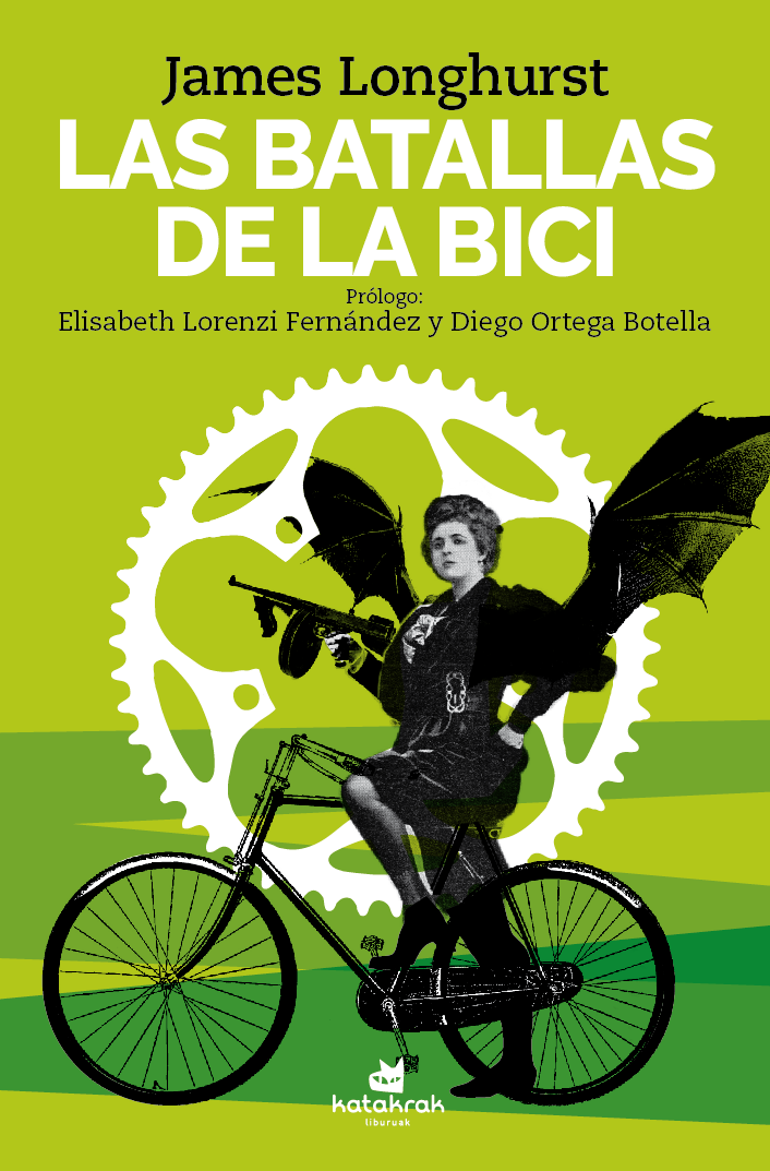 Cover of Las Batallas de la Bici, 2019